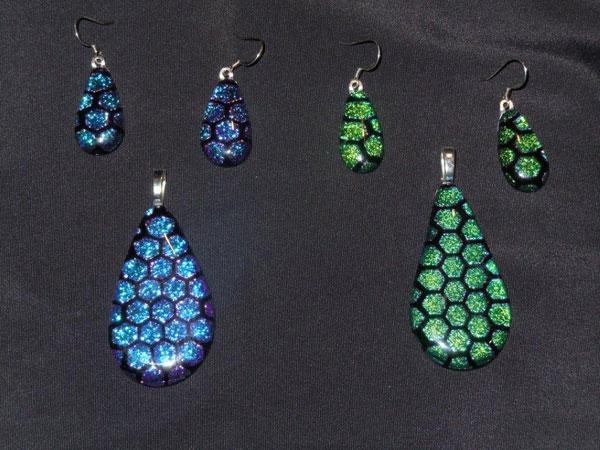 hot-glass_jewellery_sets