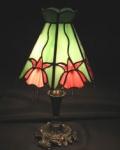 Fuchsia Lamp